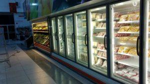 Rotulación en puertas de refrigeradores