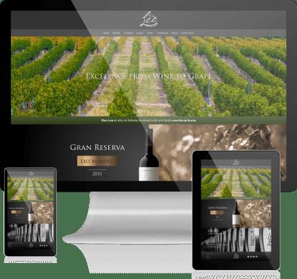 Diseño de páginas web responsivas