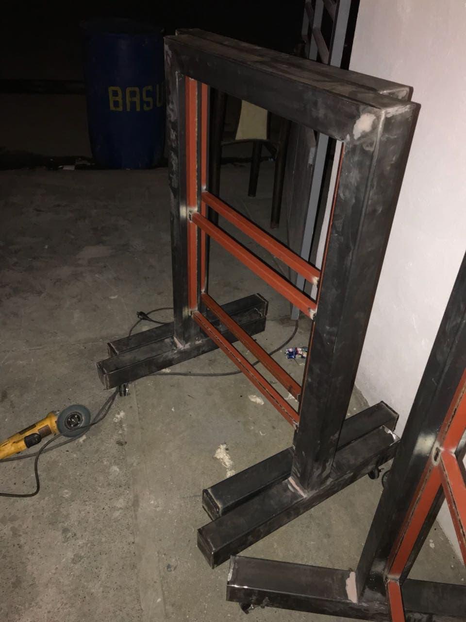 detalle de fabricación