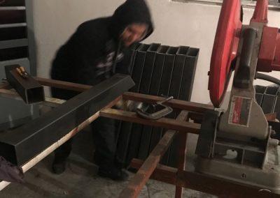 Fabricación de dislpay