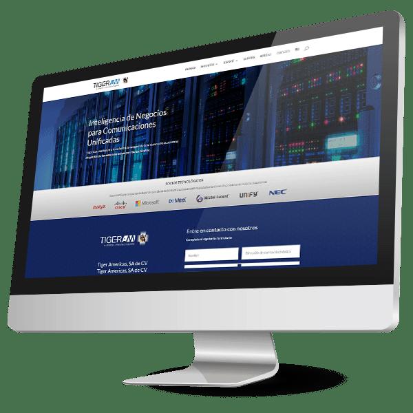 Precios de página web
