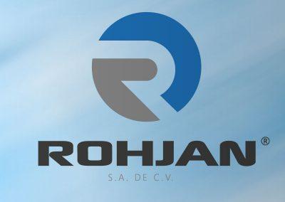 diseño de logotipo Rohjan