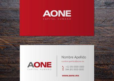 tarjetas de presentacion_aone