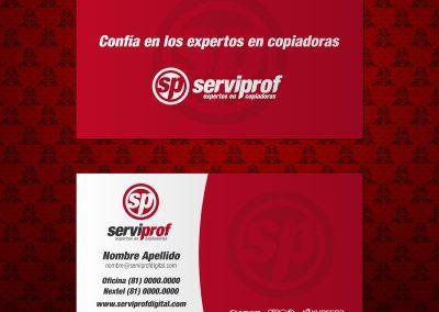tarjetas de presentacion_serviprof
