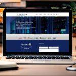 Diseño de página web para telecomunicaciones